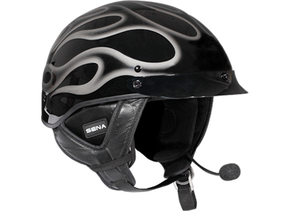 Motorcycle To Motorcycle Communication System By Sena At