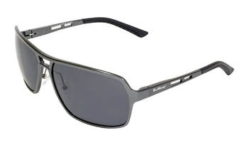 stylish riding glasses with metal frames