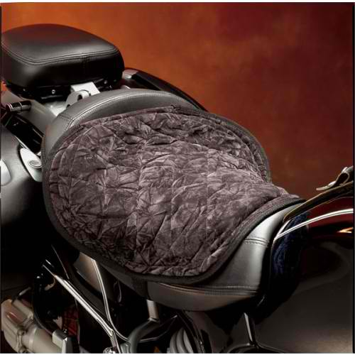charcoal Butt Buffer Motorcycle seat pad