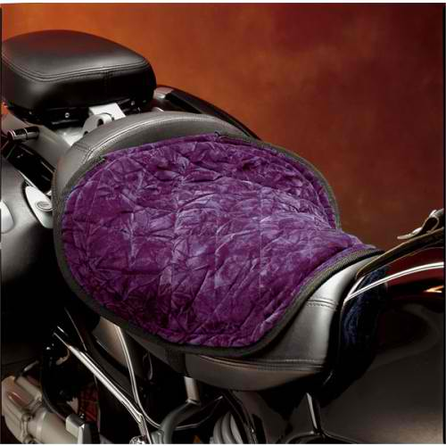 Purple most comfortable seat pad for your butt