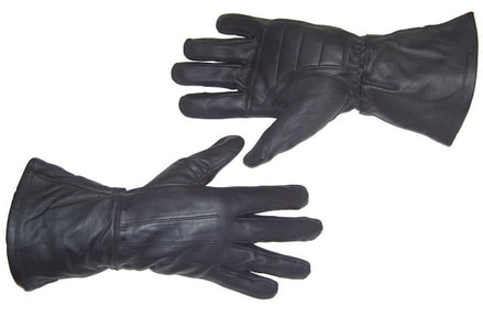 waterproof leather gloves