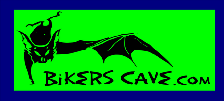 Logo of bikers cave bat